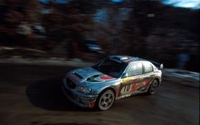 WRC, 2001, accento, monte-carlo