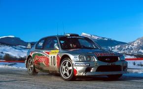 WRC, 2001, アクセント, モンテカルロ
