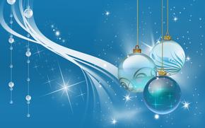 Capodanno, coroncina, Palloncini, Sparks