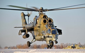 вертолет, советский, М. Л. Миля, РФ., российский, ОКБ, ВВС, транспортно, разработки, боевой