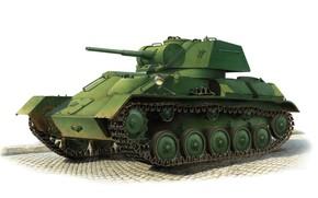 Art, tank, easy, Guns, ussr, калибр, Soviet, And, stamp