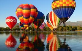 Colorado, Springs, Balloon Classic