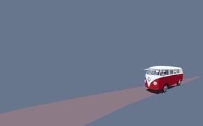 stradale, автобусик, микроавтобус, Volkswagen