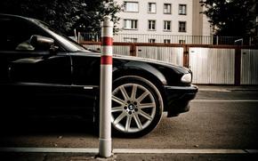 семёрка, BMW, bmw, бэха, LUCI, carta da parati, бумер