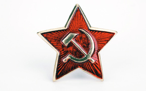 ussr, hammer and sickle, день победы, star