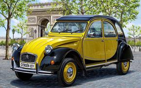 автомобиль, из, один, французского, арт, лошадки, механическая, самых, Ситроен, означает, макс, с, Citroen, модель., автомобилей, микролитражный, трансмиссия, во, две, по, модернизировалась, знаменитых, скорость, Франции, синхрониз