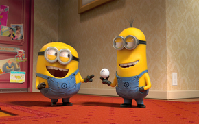 EPs, Cartoon, Movies, minion
