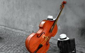 Musica, strada, Strumenti