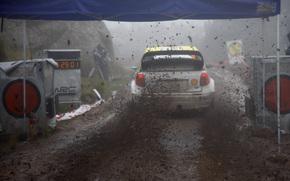 WRC, 2008, suzuki, Argentinien-Rallye