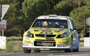 西班牙拉力赛, 铃木, WRC 2008