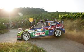 WRC, 2008, Ford