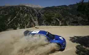 Turkey Rally, WRC, 2008, Subaru