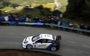 Wrc, 2003, ford, Spagna