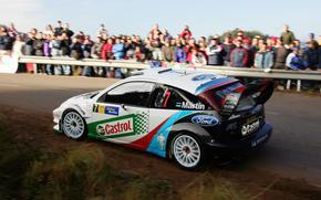 WRC, 2004, Ford, Spain