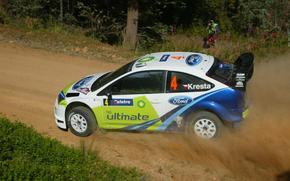 Wrc, 2005, Rally Australia, Kresta