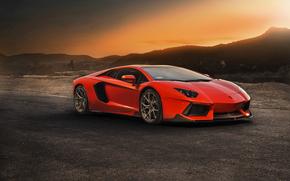 Aventador, Lamborghini