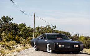 Mat, Other brands, Buick, Riviera, hardtop, two-door, black