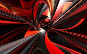 абстракция, 3d, art