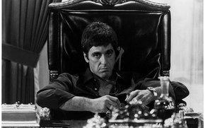 Scarface, Scarface, film, movies