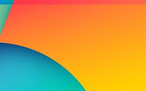 цвет, геометрия, свет, линии, узор