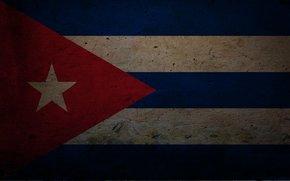bianco, stella, bandiera, STRUTTURA, rosso