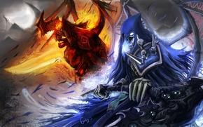 Demoni, scomparsa, cavalieri dell'apocalisse, Nephilim, guerra