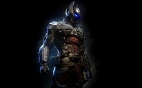 light, Villain, equipment, armor, Batman: Arkham Knight