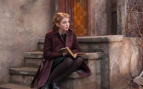 Libros Thief, chica