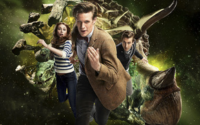 Arthur Darvill, Amy, Rory Williams, Amy Pond, TV series, doctor, dinosaurs, Rory, space, Doctor Who