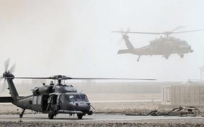 USA, armée, hélicoptères