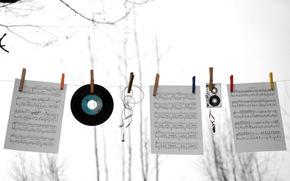 Musica, cassette, musica, Registrazione