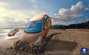 koncepcyjne, Peugeot