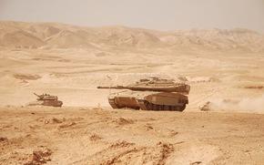 Израиль, военная техника, танк