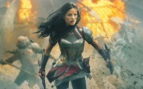 Богиня, Тор Царство Тьмы