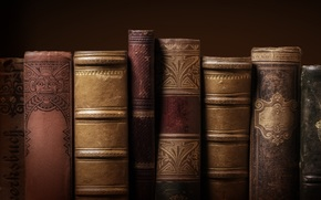 Tomes, old, Books