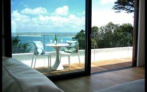 interior, design, terrace, villa, style
