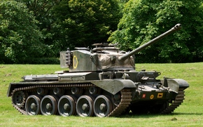英国的, 平均, 巡航坦克