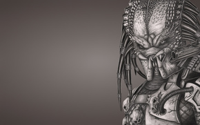 extraterrestrial, monster, predator, weapon, newcomer