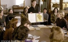 Улыбка Моны Лизы, Mona Lisa Smile, фильм, кино