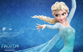 Elsa, Frozen, Movies, 2013, Disney