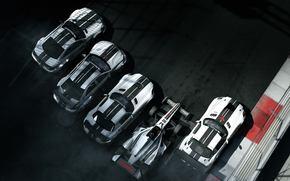 GRID Autosport, Grid, games