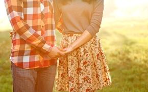 размытие, парень, широкоформатные, природа, мужчина, полноэкранные, девушка, любовь, теплота, парочка, настроения, руки, семья, лето, широкоэкранные, женщина, обои, чувства, юбка, фон, пара