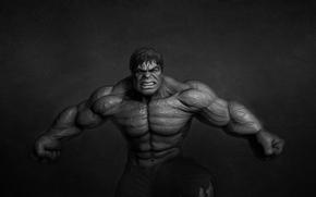 monster, Hulk, dusky background