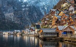Austria, Alpi, Monumento UNESCO, comune