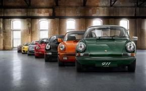 Porsche, Porsche, Lineup, macchinario