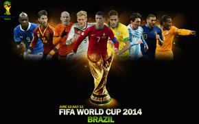 Poster, Fußball, WM