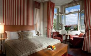 interior, home, design, Prague, style, room, hotel