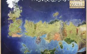 Game of Thrones, Essos, Le Cronache del Ghiaccio e del Fuoco, mappa, Il mondo conosciuto, sfondo, Vasteras
