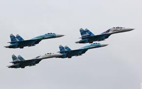 пилотажная группа, «Соколы России», российские, истребители