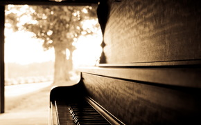 background, Music, piano